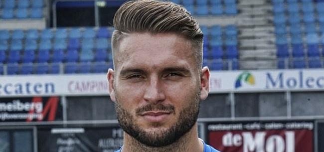 Foto: 'Oud-Feyenoorder verruilt PEC voor het buitenland'