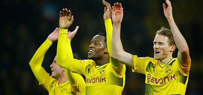 Foto: WK serieus in gevaar voor Belgische Dortmund-revelatie Batshuayi