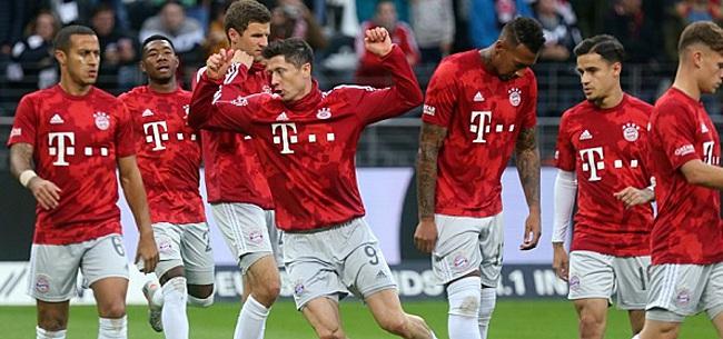 Foto: 'Bayern sluit persoonlijk akkoord voor megatransfer'