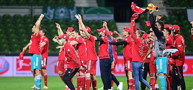 Foto: Bayern pakt beker in boeiende finale; Bosz weer met lege handen