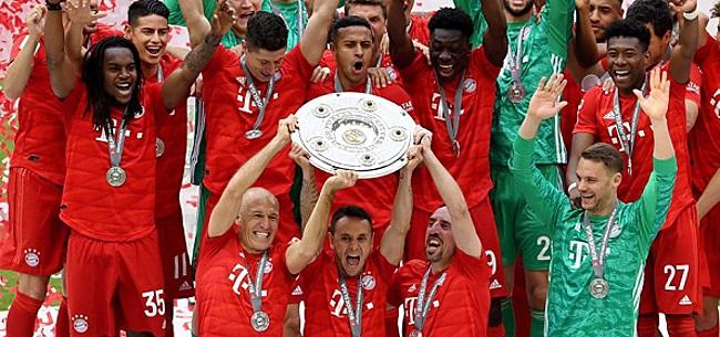 Foto: 'Bayern lanceert sensationeel bod van 80 miljoen euro'