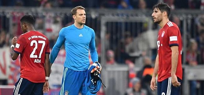 Foto: 'Toekomstbeslissing Bayern over Neuer en Müller zorgt voor vraagtekens'