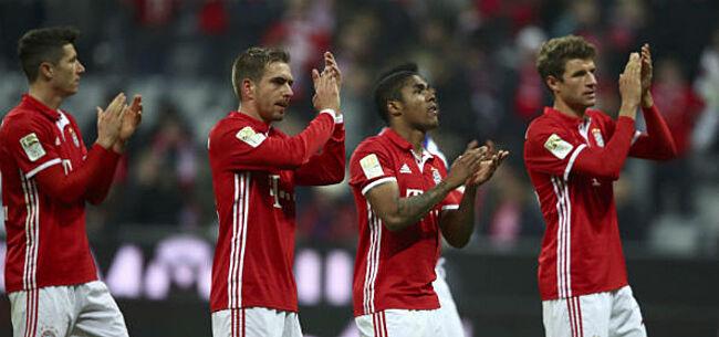 Foto: Bayern ziet na Lahm nóg een vedette afzwaaien