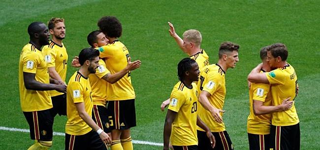 Foto: België waarschijnlijk met opvallende basisspeler tegen Oranje