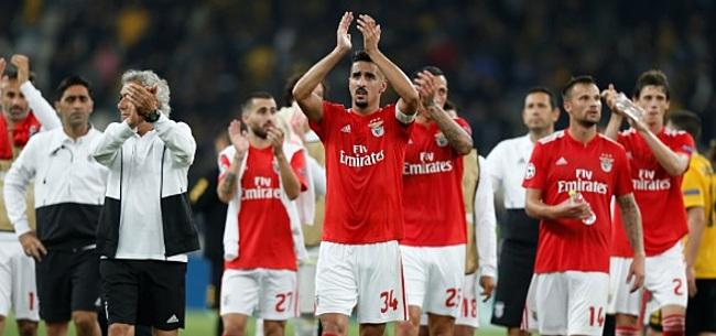 Foto: 'Grootste talent sinds Ronaldo moet Benfica megabedrag opleveren'