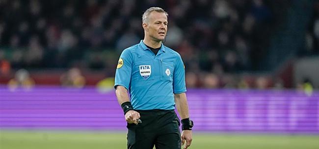 Foto: Aanstellingen scheidsrechters: Kuipers terug, Nijhuis krijgt Ajax