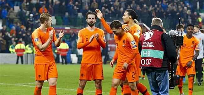 Foto: 'Oranje-international kiest voor transfer met oog op EK'