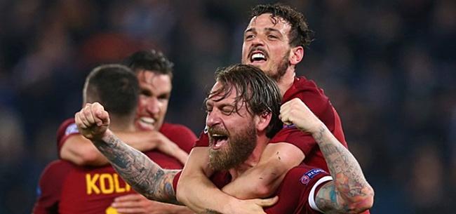 Foto: 'Megastunt AS Roma betekent slecht transfernieuws voor Ajax'