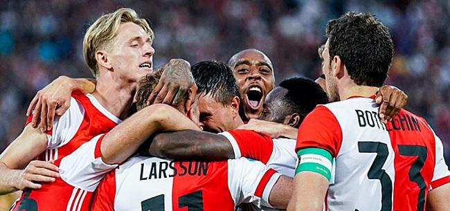 Foto: 'Investeerders willen Feyenoord aan peperdure droomaankoop helpen'