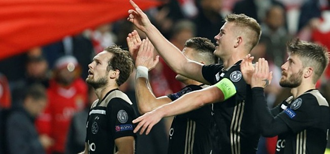 Foto: 'Het zou ook zomaar kunnen dat ik mijn loopbaan bij Ajax afsluit'