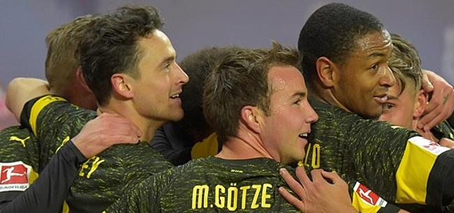 Foto: Dortmund gunt 'grote vriend van de club' transfer naar Besiktas