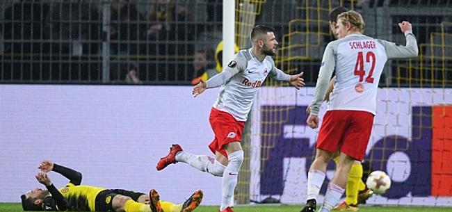 Foto: Arsenal maatje te groot voor Milan, Oostenrijkers imponeren