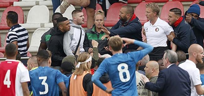Foto: 'Feyenoord zet uit veiligheidsoverwegingen streep door mini-Klassieker'