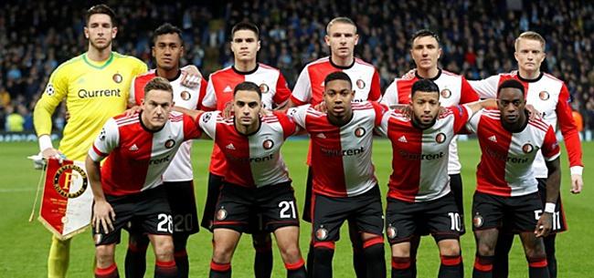 Foto: Nieuwste transfergerucht zorgt voor blije Feyenoord-fans