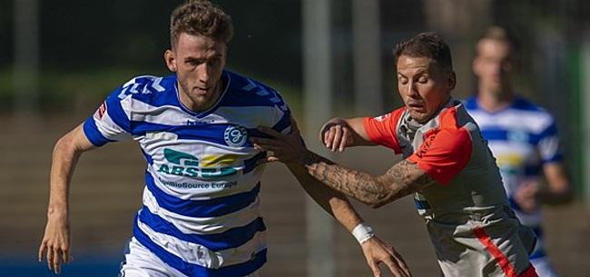 Foto: 'Eredivisie-comeback gloort voor Van den Boomen'