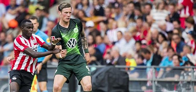 Foto: PSV slaat modderfiguur met duidelijke nederlaag op Open Dag