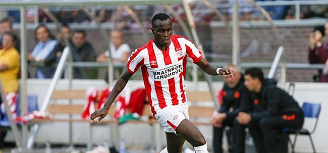 Foto: Lof na PSV-debuut: