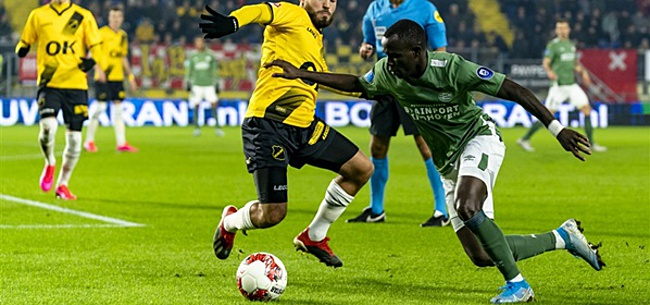 Foto: 'Blunders van één man maken degradatiekandidaat van PSV'