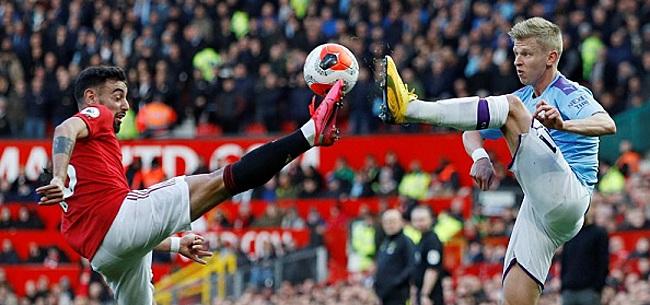 Foto: ''Big Six'-clubs uit Premier League maken vuist'