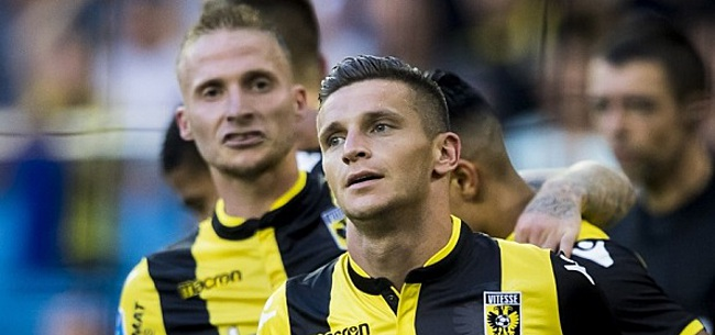 Foto: Vitesse-speler openbaart: 'Eigenlijk was alles rond met PSV, ik zat daar al'