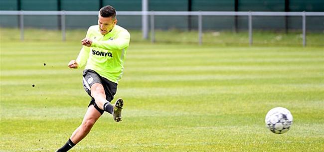 Foto: Linssen onthult waarom hij tóch voor Feyenoord heeft gekozen