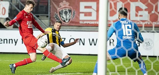 Foto: Vitesse boekt ruime zege bij Twente na assist Pasveer