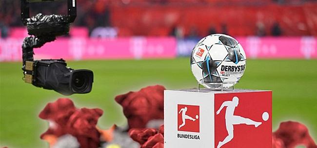 Foto: Bundesliga-clubs stemmen over noodscenario