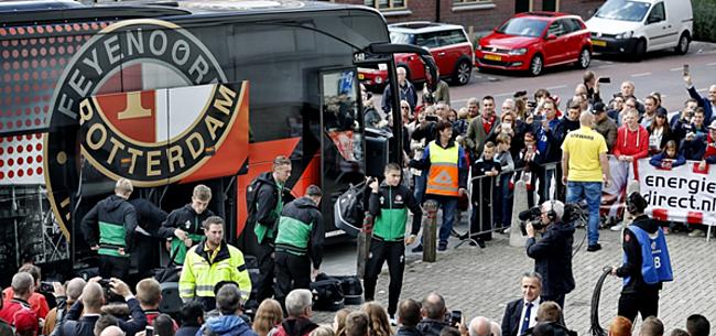 Foto: Ontzettend veel reacties op Holocaust-foto Feyenoord-Ajax