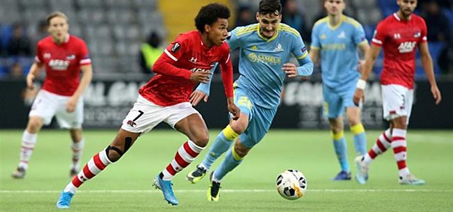 Foto: Coëfficiëntenlijst: AZ, Ajax en Feyenoord pakken punten, PSV faalt