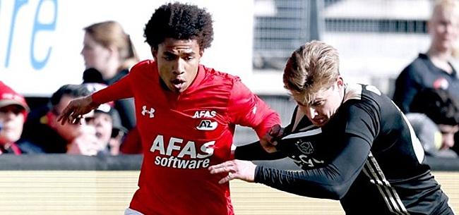Foto: Voetbalfans schrijven na AZ - Ajax massaal over Stengs