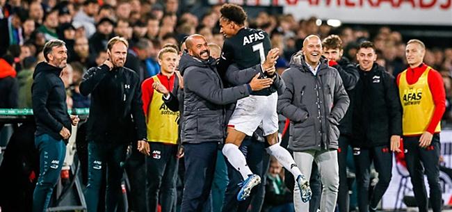Foto: 'Ajax en PSV moeten transferrecord breken voor Stengs'