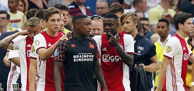 Foto: Ajax-fans woest op Bergwijn: 'Hoop dat je gaat mislukken bij Tottenham'