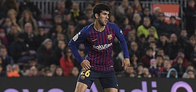 Foto: FC Barcelona promoveert toptalent naar het eerste na blessure Rafinha
