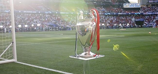 Foto: 'Ingrijpende Champions League-verandering op komst'