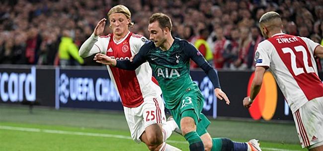 Foto: 'Tottenham Hotspur onthult: Eriksen voor 'prikkie' op te halen'