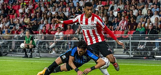 Foto: PSV kan groepsfase al ruiken, AZ worstelt zich naar remise