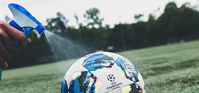 Foto: 'Politiek bezorgt amateurvoetbal enorme meevaller'