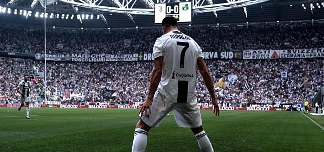 Foto: 'Cristiano Ronaldo moet Ajacied naar Juventus lokken'