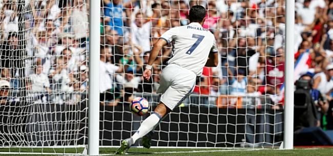 Foto: Real Madrid haalt opgelucht adem na nipte winst in generale repetitie voor El Clasico