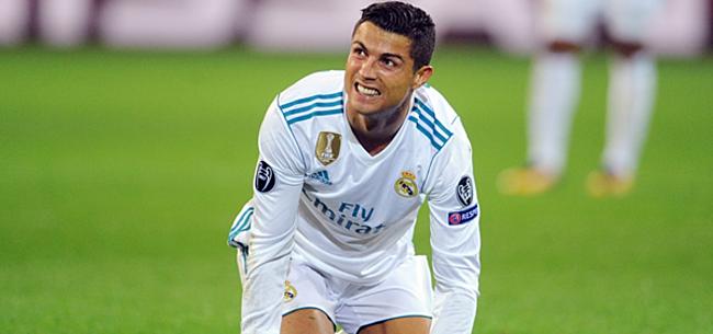 Foto: 'Ronaldo: teammaat is véél te slecht voor Real Madrid'