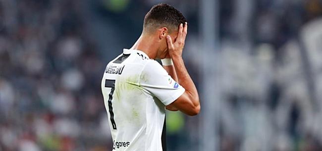 Foto: Steun voor doelpuntloze Ronaldo: 'Dat is ook weer niet zo, toch?'