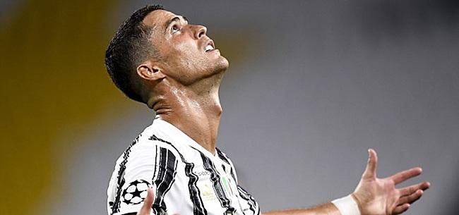 Foto: 'Ronaldo verrast vriend en vijand met Plan B'