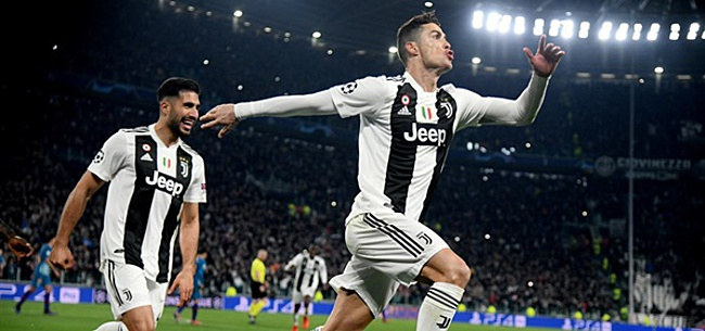 Foto: Swart: 'Dan was het binnen een kwartiertje afgelopen met Ronaldo'