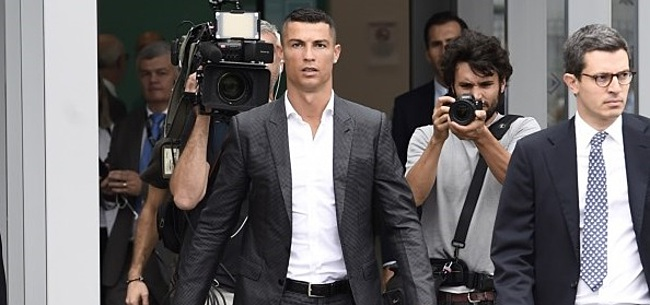 Foto: 'Ronaldo dient sensationeel verzoek in bij Juventus'