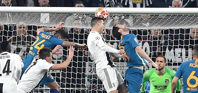 Foto: Ronaldo schiet Juventus naar kwartfinales, City maakt er zeven