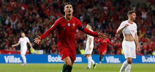 Foto: 'Het slaat helemaal nergens op om Ronaldo af te schrijven'