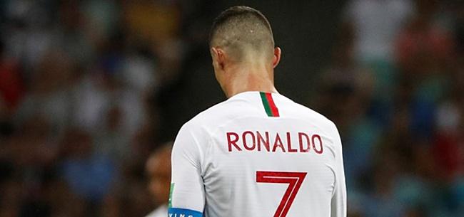 Foto: 'Cristiano Ronaldo was écht boos dat ik werd verkocht door Real Madrid'