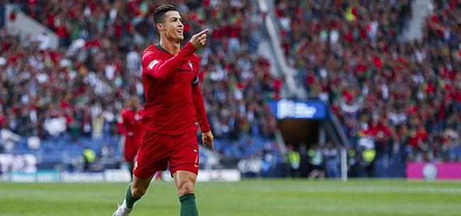 Foto: Cristiano Ronaldo vertelt wat hij precies van Oranje vindt