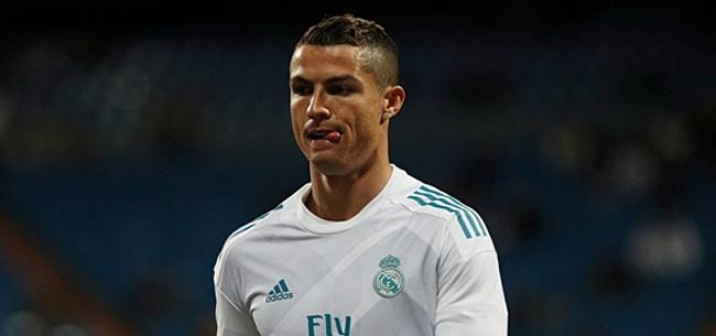 Foto: AS: Ronaldo laat Madrid trillen op zijn grondvesten