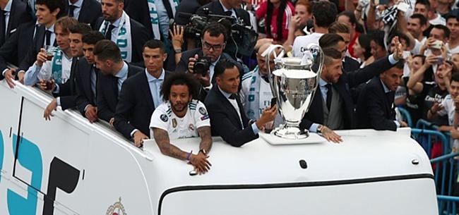 Foto: Pérez stelt fans gerust na verkoop Ronaldo: